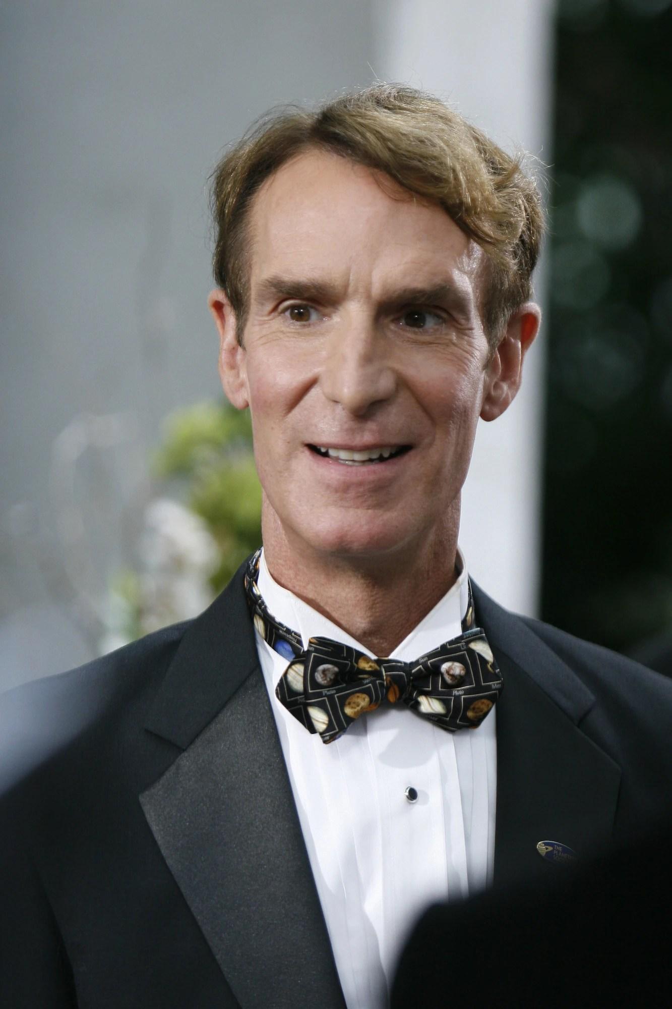 Earth Bill Nye Rotation
