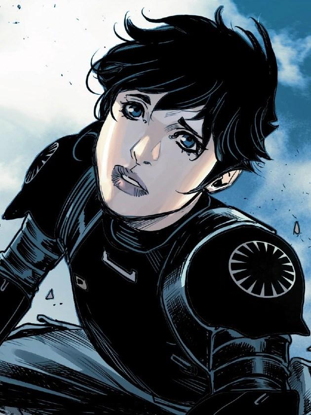 Paint First Star Fighter Wars Tie Order