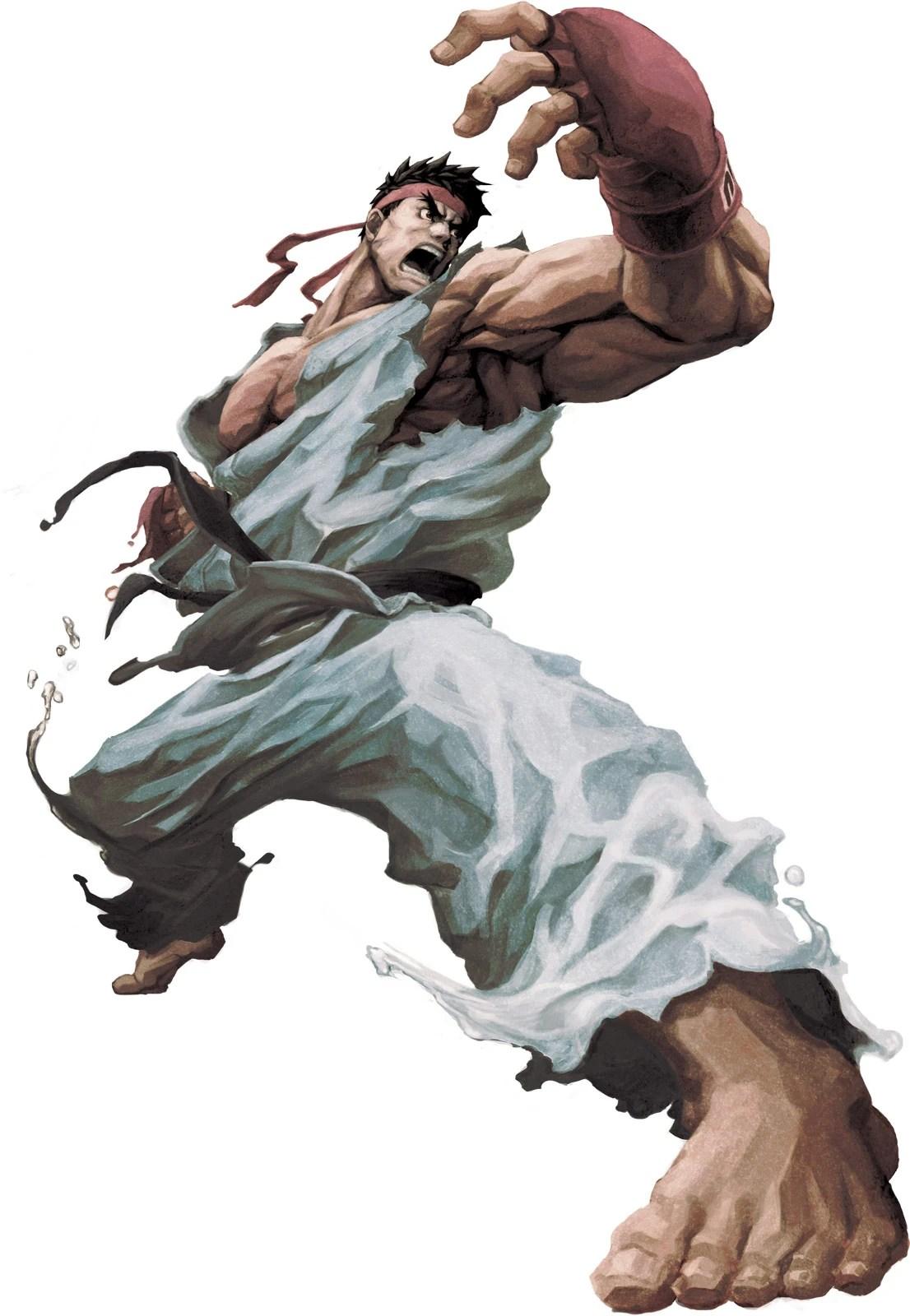 User blog:Pat141elite/Ryu (Street Fighter X Mai-HiME ...