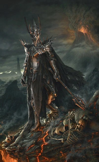 Shadow Mordor Celebrimbor Face