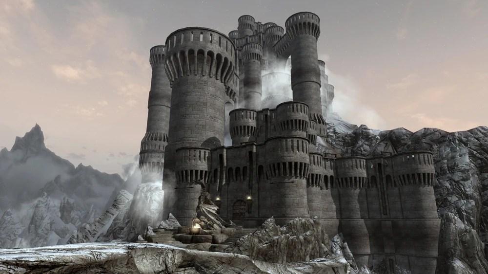 Scrolls Elder Oblivion Graphics