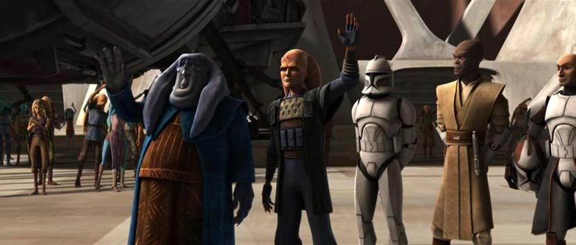 Clone Fett Bane Wars Star Wars Season 7 Boba And