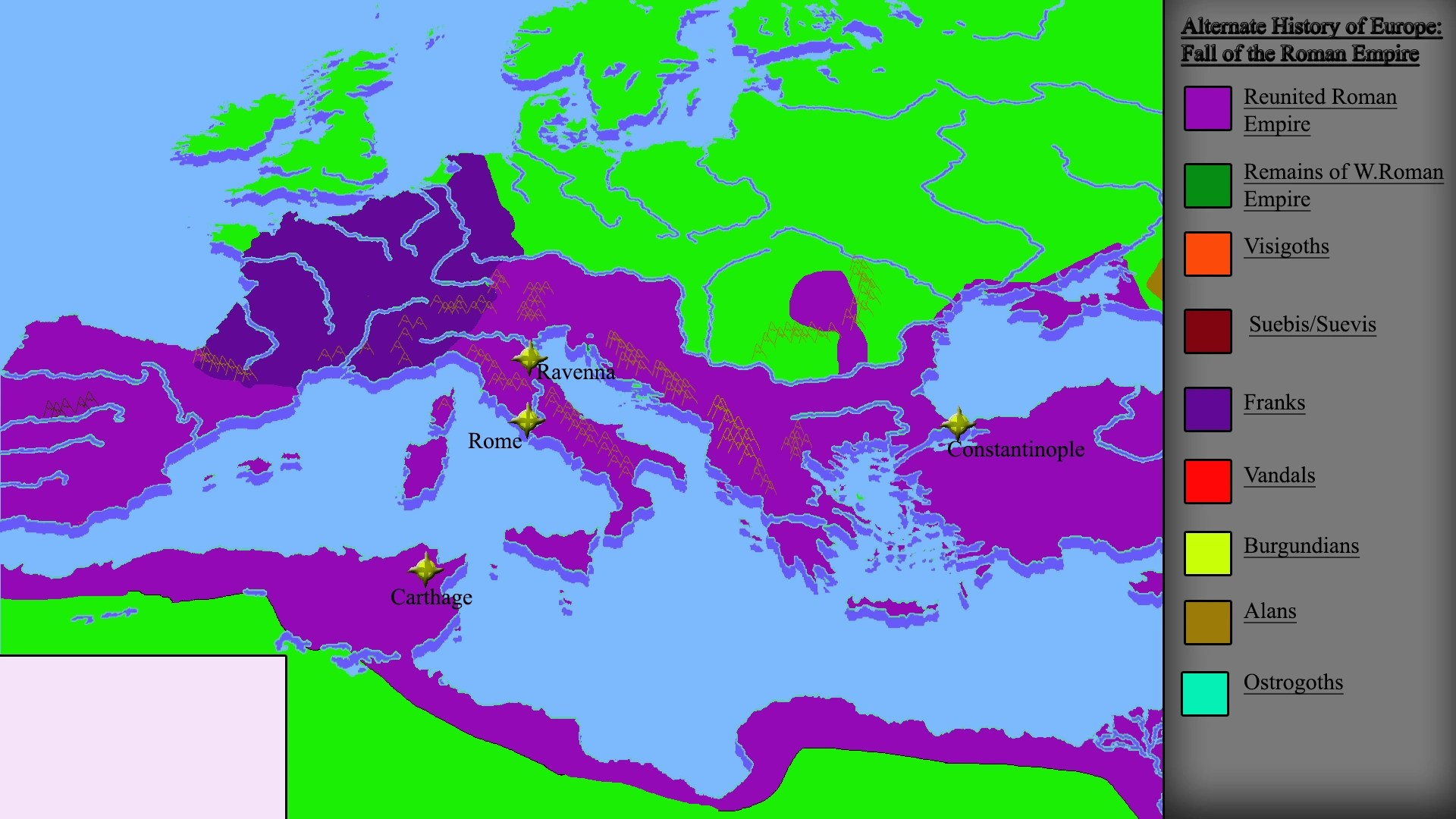Mapping in 3D   TheFutureOfEuropes Wiki   FANDOM powered by Wikia An example of a 3D map without textures