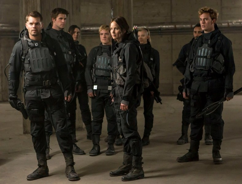 Squad 451   The Hunger Games Wiki   FANDOM powered by Wikia Squad 451