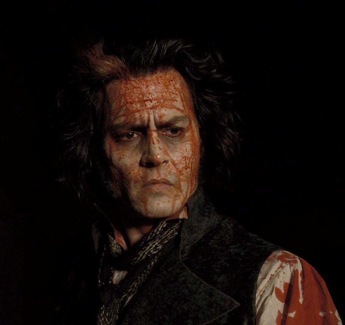 Johnny Depp Victor Van Dort