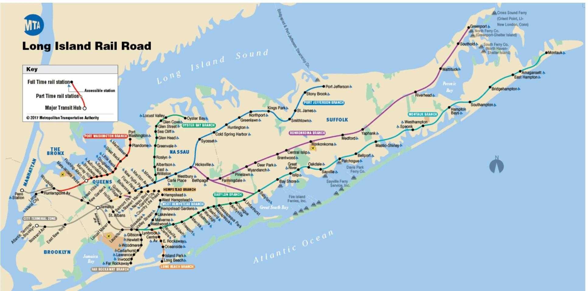 Ny Manhattan Subway Map Printable