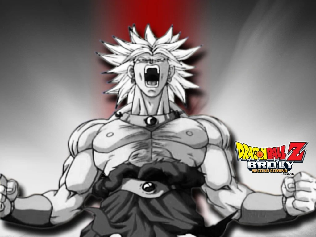 False Super Saiyan Broly