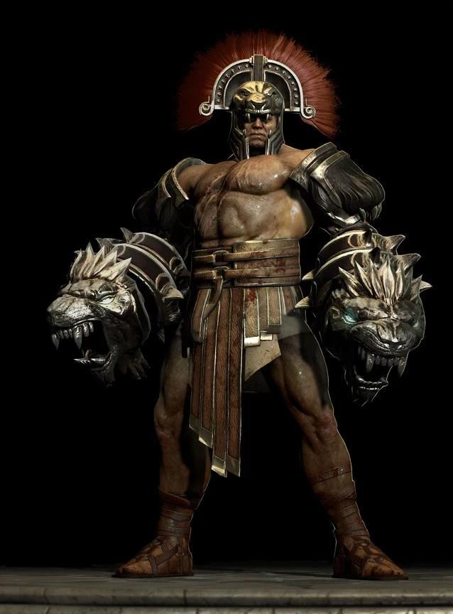 Hercules (God of War)   Villains Wiki   FANDOM powered by ...
