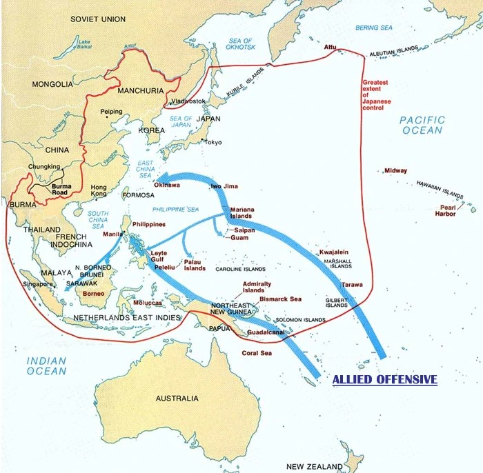 Island Hopping | World War II Wiki | FANDOM powered by Wikia