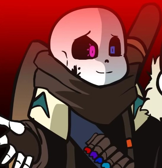 Nightmare Cross Sin X Sans
