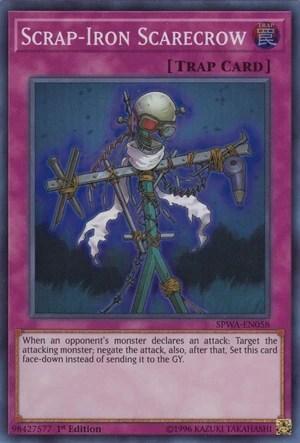 Scrap-Iron Scarecrow   Yu-Gi-Oh!   FANDOM powered by Wikia