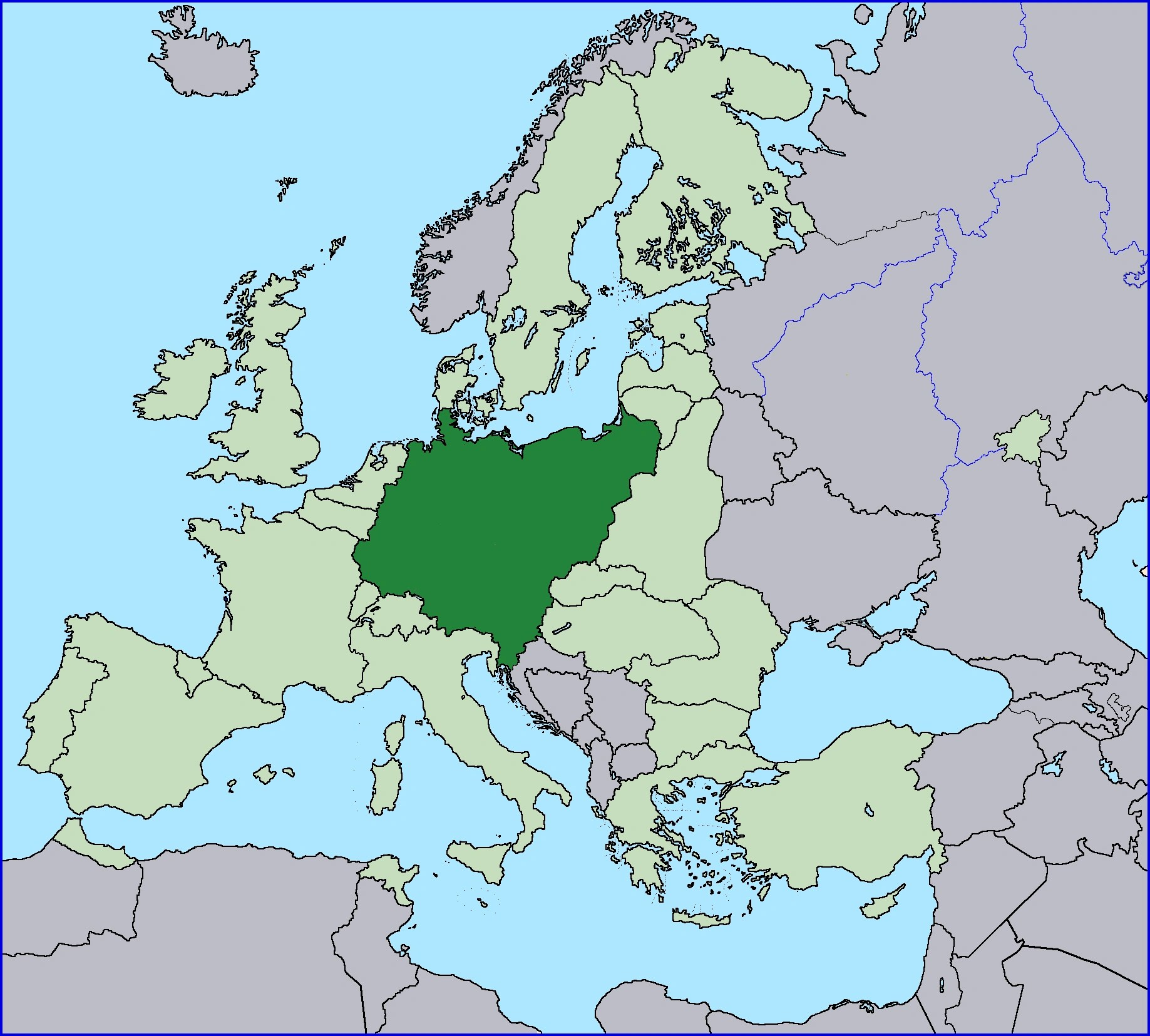 Alternate History Germany