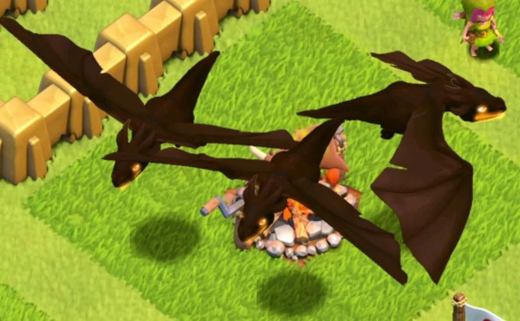 Clash Dragons 3 Level Clans