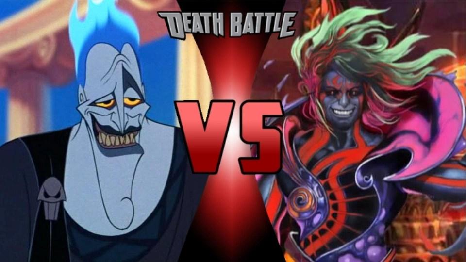 Image - Hades (Hercules) vs. Hades (Kid Icarus).png ...