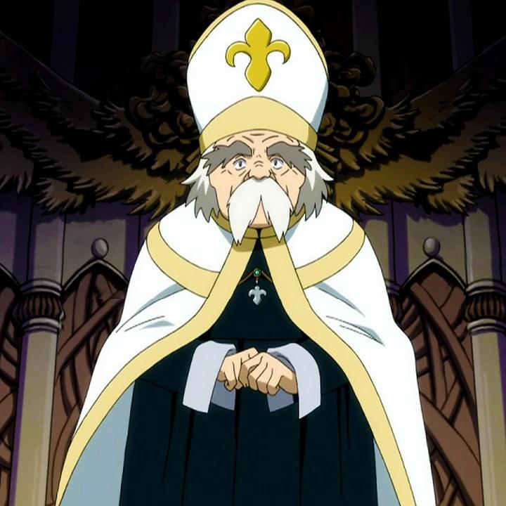 Archbishop   Fairy Tail Wiki   Fandom powered by Wikia