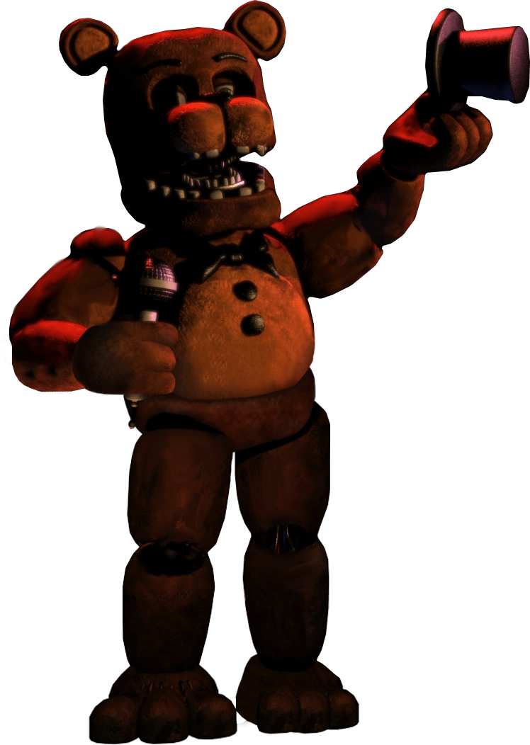 Golden F Fazbear Freddy 2 Naf