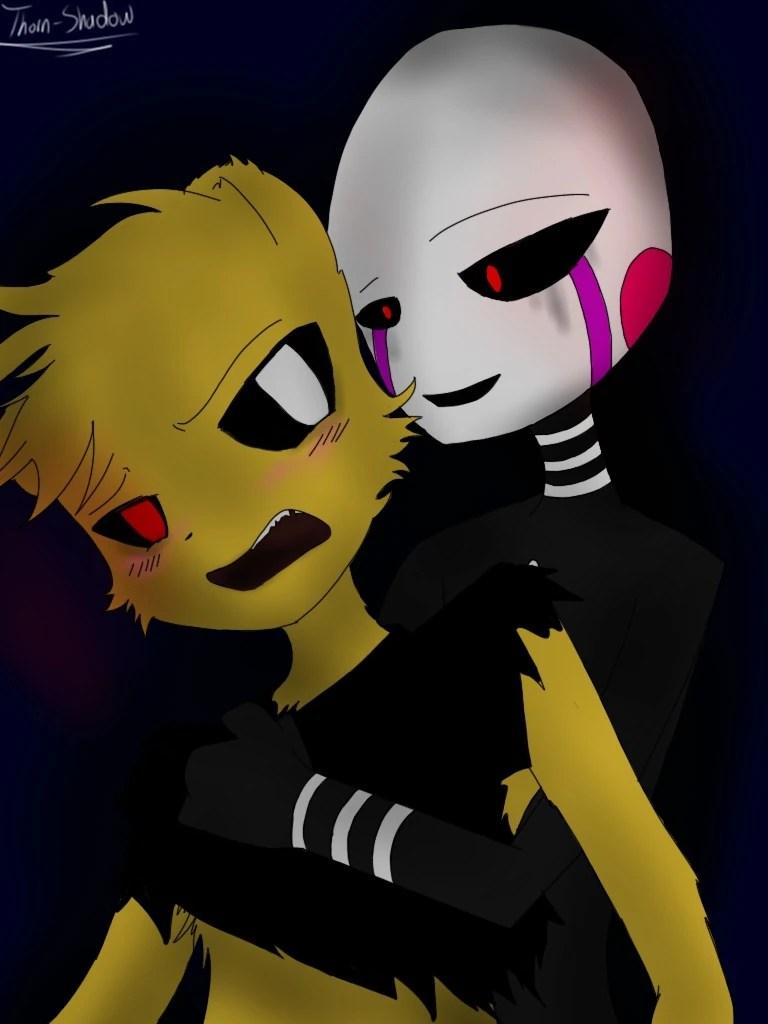 Golden Freddy Cute Puppet X