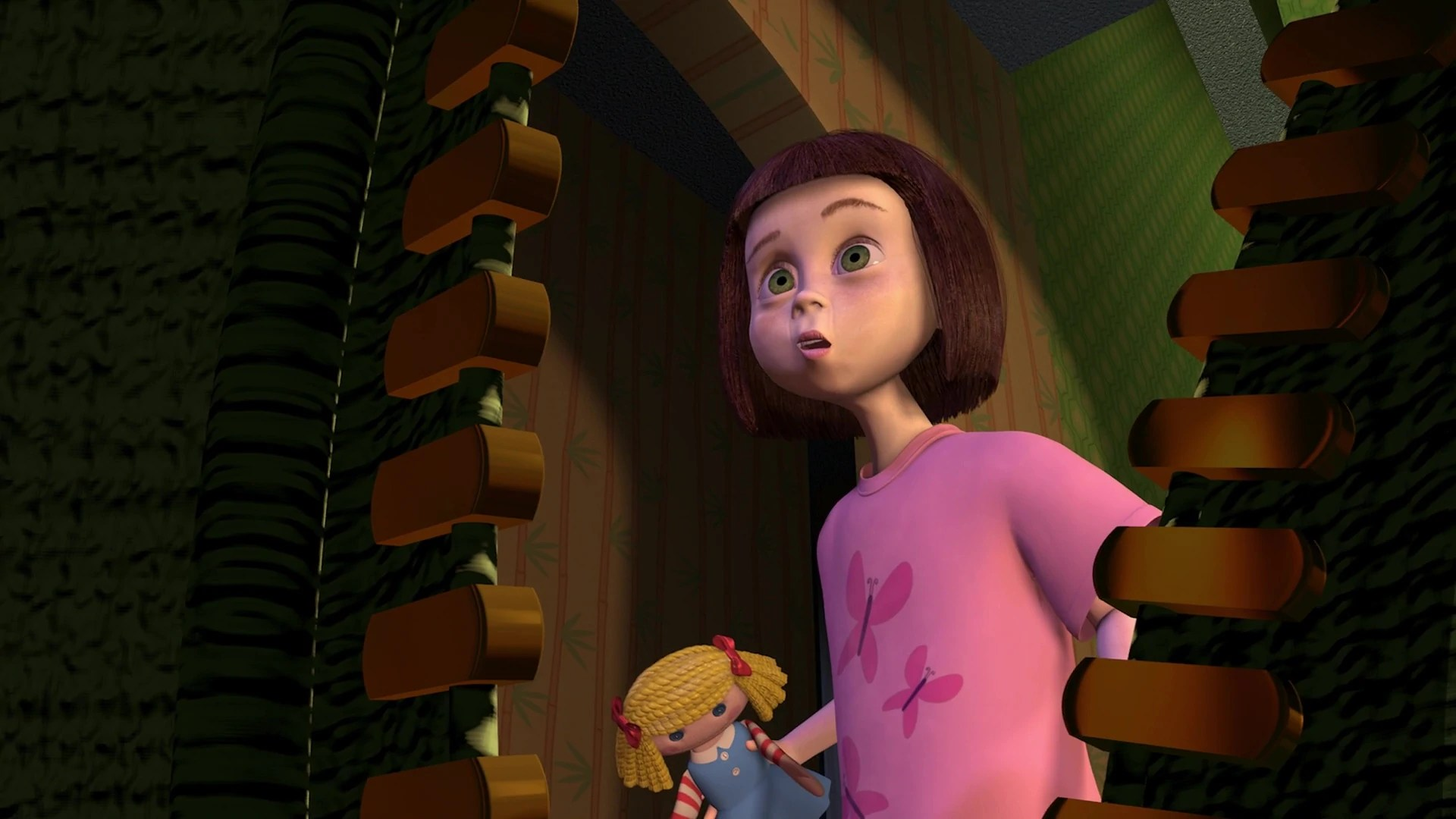 Hannah Toy Story Janie Doll