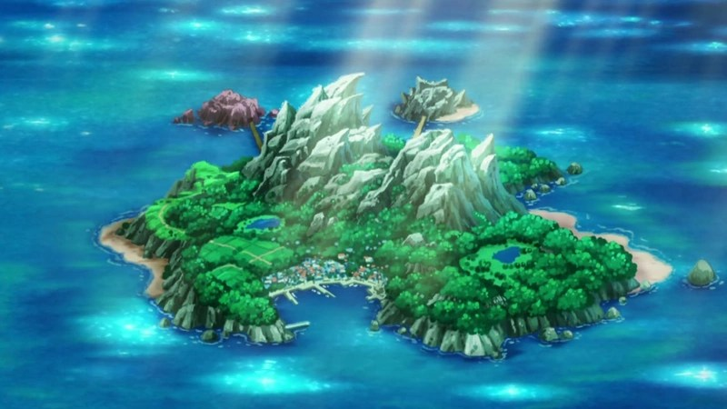 Milos Island | Pokémon Wiki | Fandom powered by Wikia
