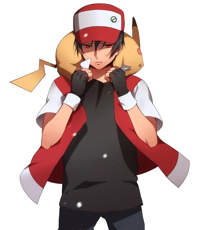 Red (Character) | Pokemon: Red Star Wiki | FANDOM powered ...