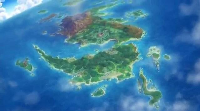 Image - Liocott Island anime.jpg | RWBY Fanon Wiki ...