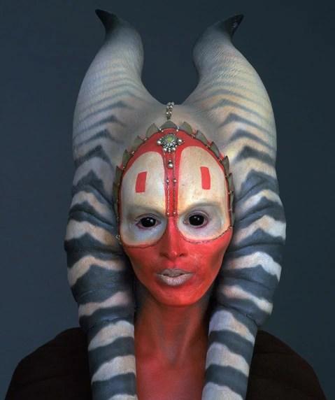 Wars Mask Concept Star Jedi