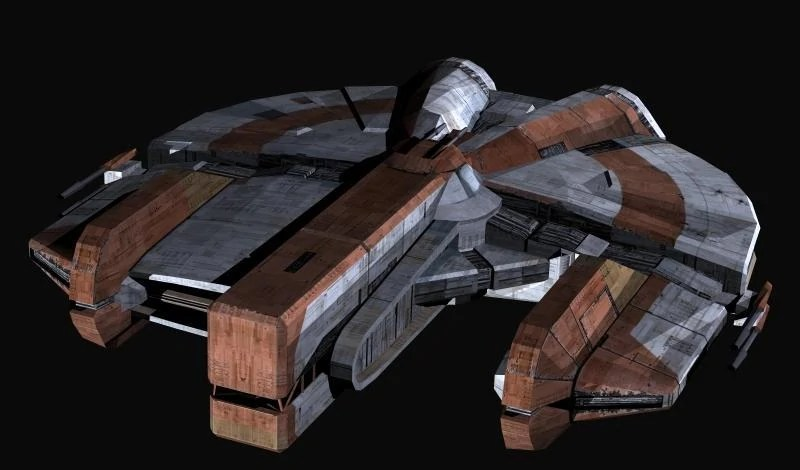 Star Wars The Old Republic Sith Warrior Ship
