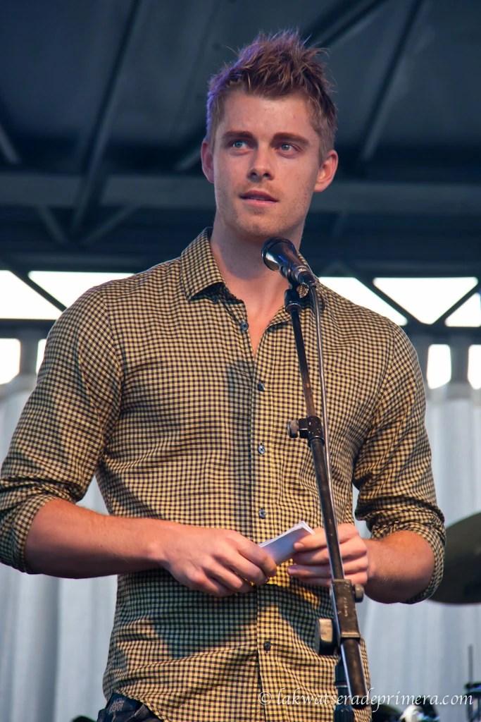 Luke Mitchell The Tomorrow People Wiki Fandom Powered