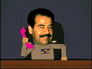 Saddam Hussein South Park Villains Wiki Fandom