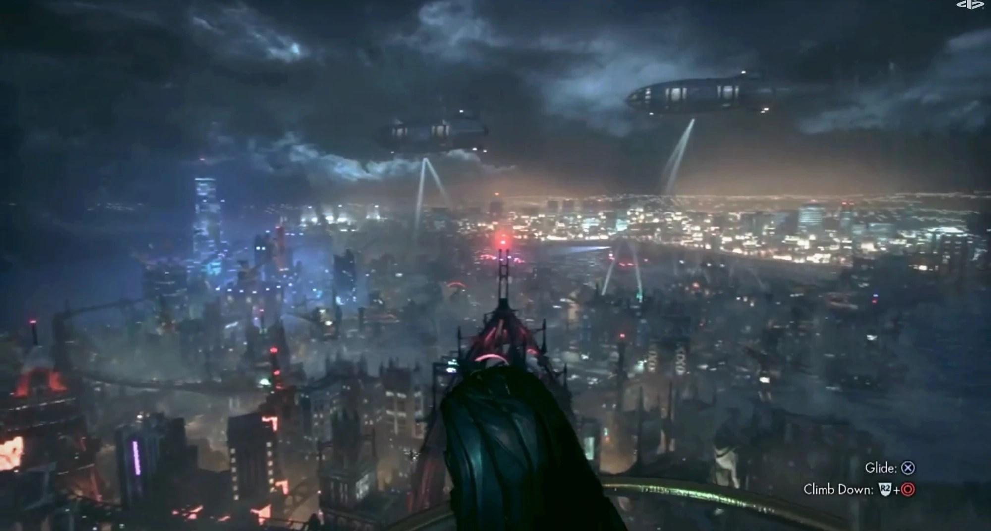 Batman Arkham Origins Easter Eggs
