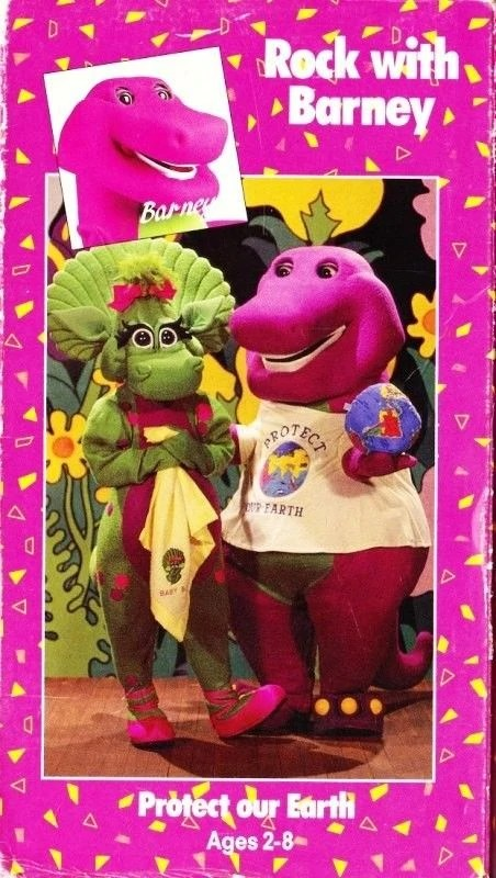Barney Once Upon Dino Tale