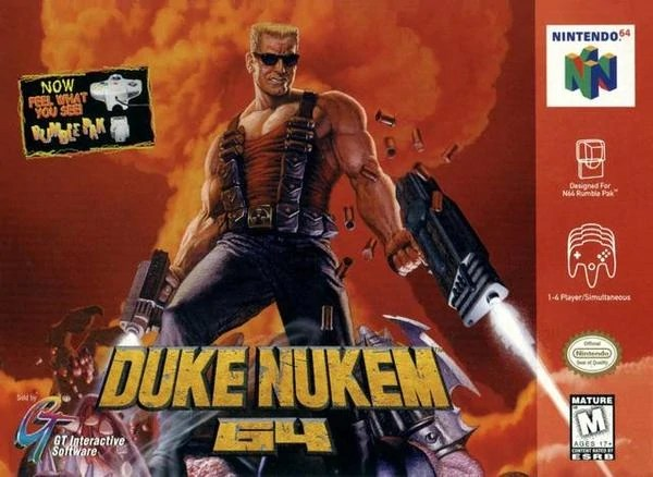 Duke Nukem 64 Duke Nukem Wiki Fandom Powered By Wikia