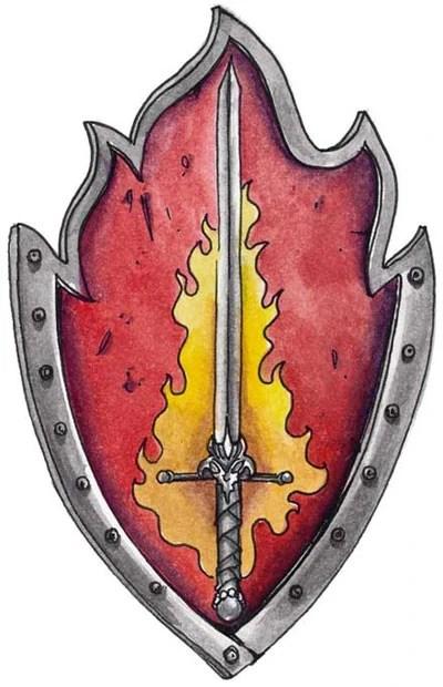 Forgotten Realms Holy Symbols Lliira