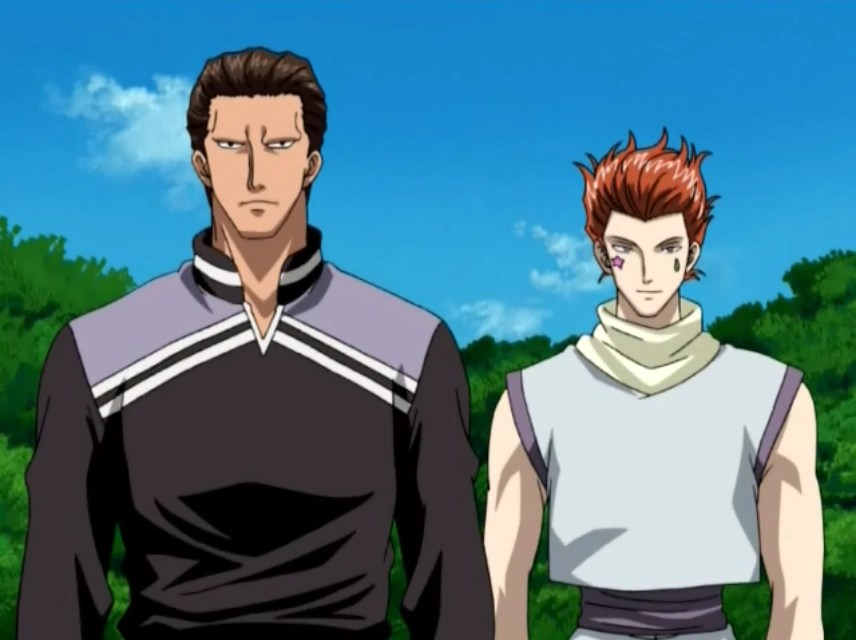 Image - Phinks with Hisoka in Greed Island.png ...