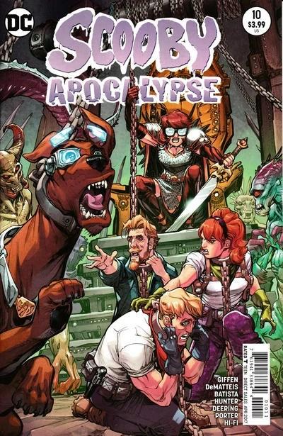 Apocalypse Scooby Vol 1
