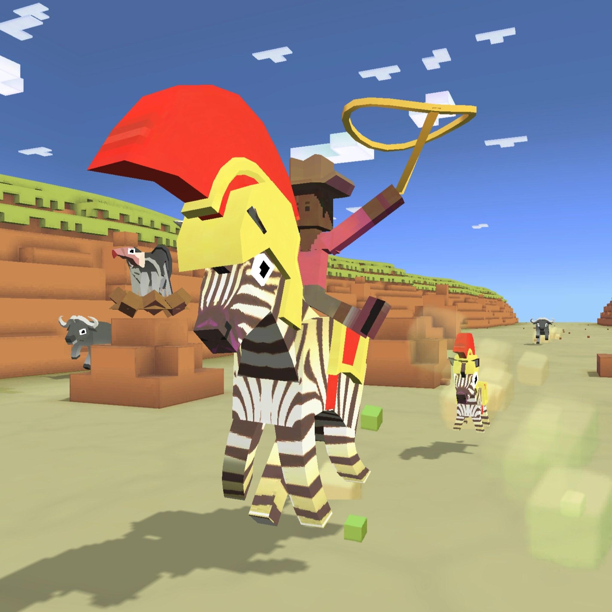 Trojan Zebra Rodeo Stampedia Fandom Powered By Wikia