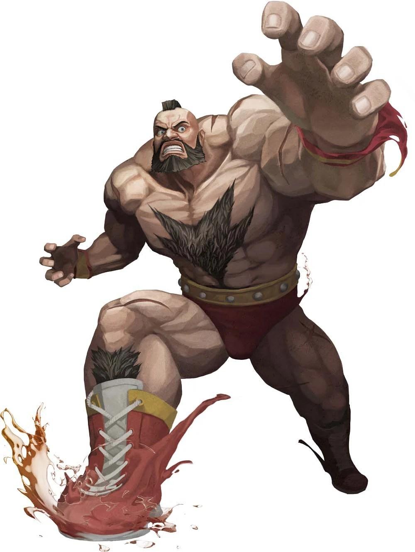 Zangief | Street Fighter X Tekken Wiki | FANDOM powered by ...