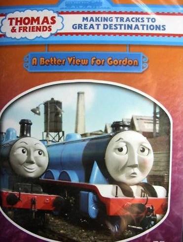 A Better View for Gordon (DVD) | Thomas the Tank Engine ...