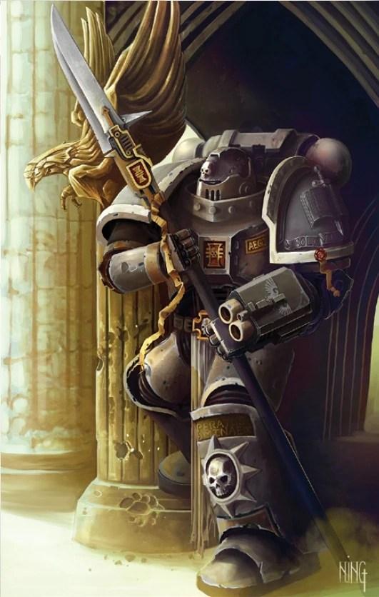 Nemesis Force Weapon | Warhammer 40k | FANDOM powered by Wikia