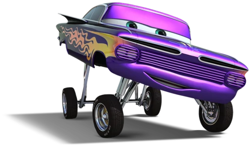 National Map Mater Cars