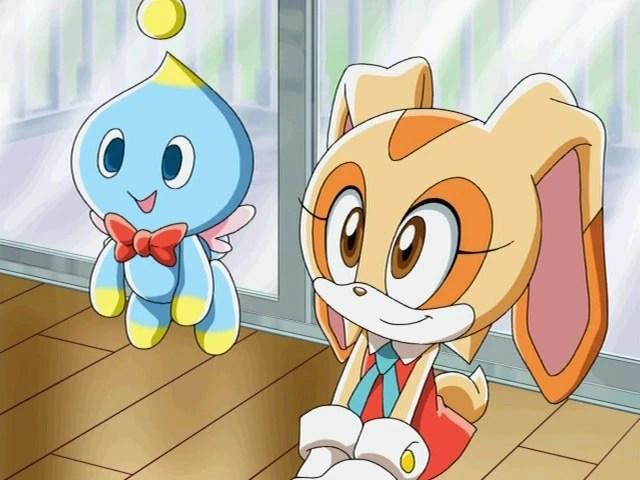 Sonic Cheese X Rabbit Cream