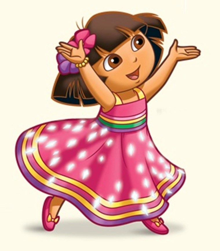 Dress Dora And Boots
