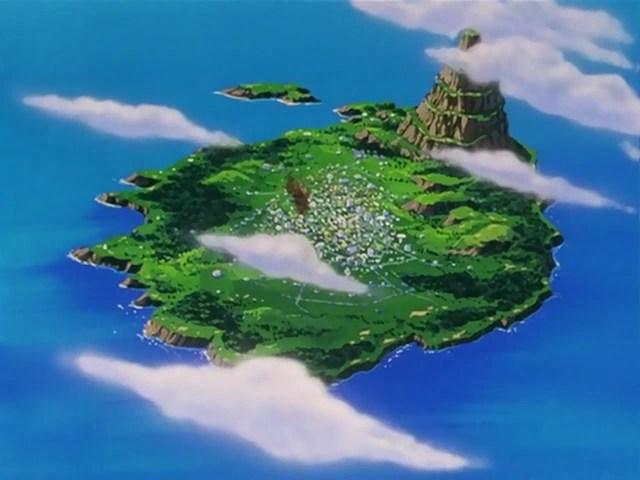 Amenbo Island | Dragon Ball Wiki | FANDOM powered by Wikia