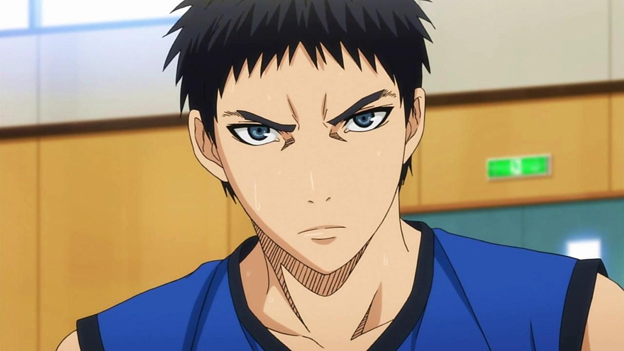 Aomine Basket No Daiki Kuroko