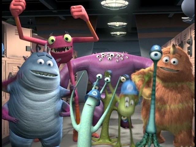 Waxford Monsters Inc