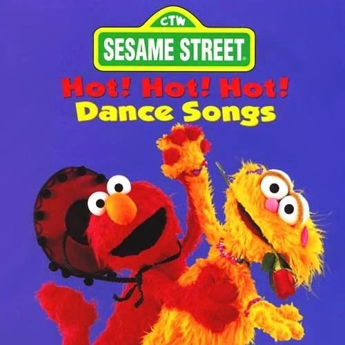Christmas Street Sesame Vhs Saves Elmo