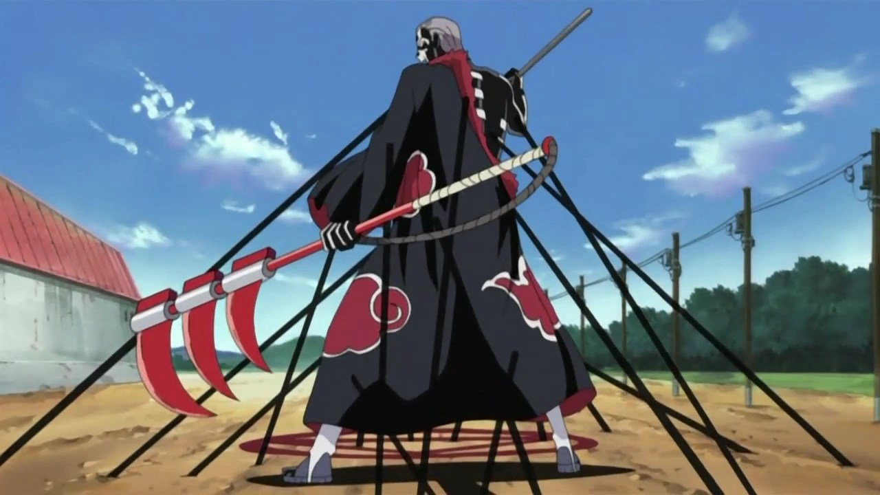 Shadow Sewing Technique | Narutopedia | FANDOM powered by ...