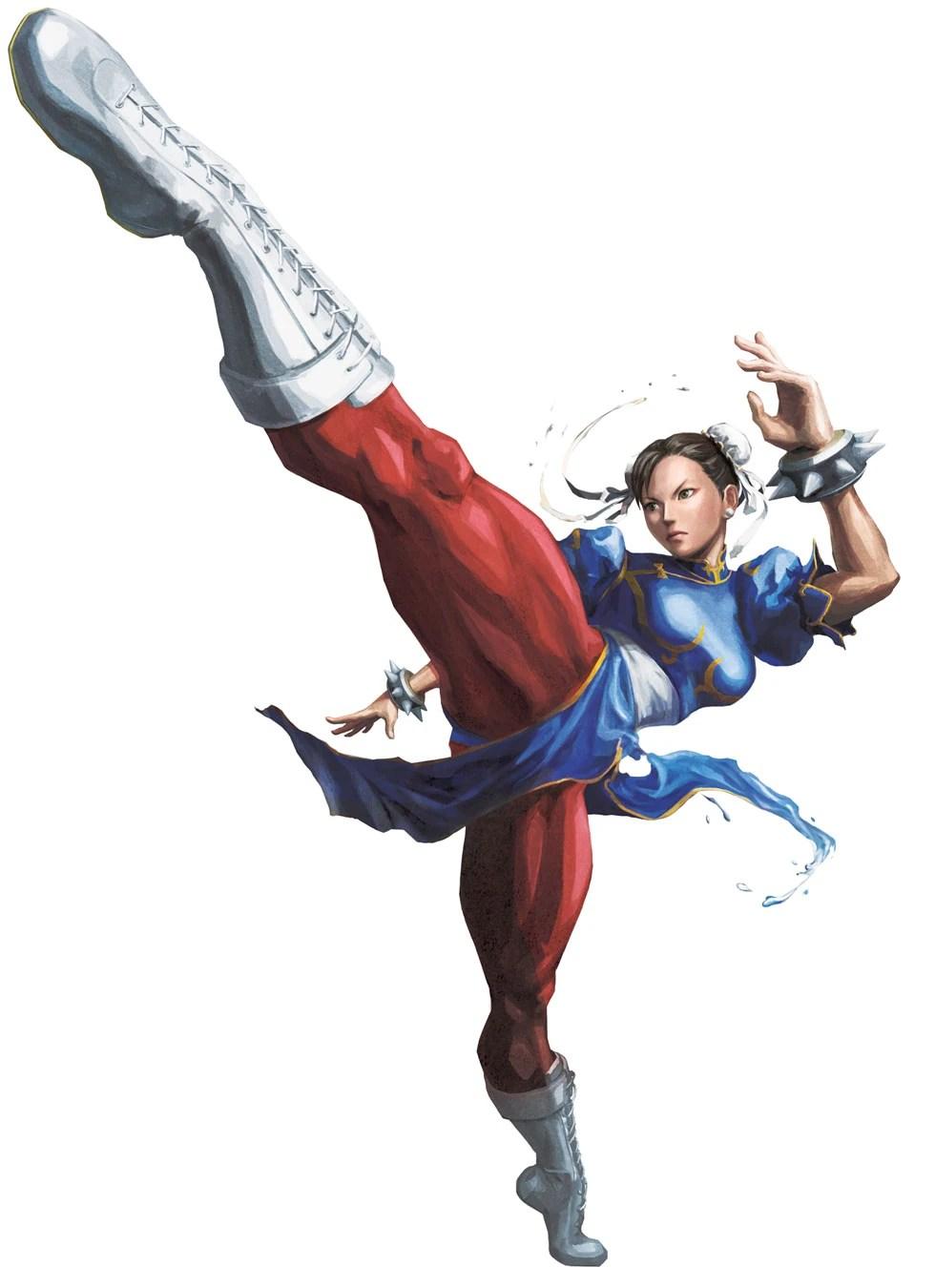 Category:Female Characters | Street Fighter X Tekken Wiki ...