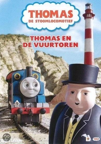 Thomas and the Lighthouse (Dutch DVD) | Thomas the Tank ...