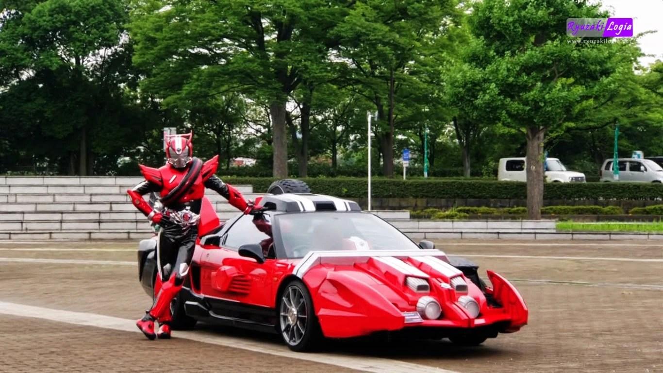 Kamen Rider Dragon Knight Tv Series